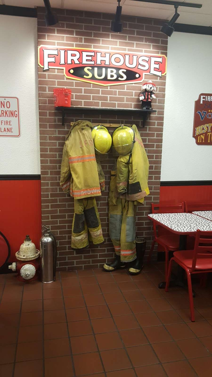 Firehouse Subs - meal delivery    Photo 4 of 10   Address: 3615 Florida Ave S #820, Lakeland, FL 33803, USA   Phone: (863) 709-1161