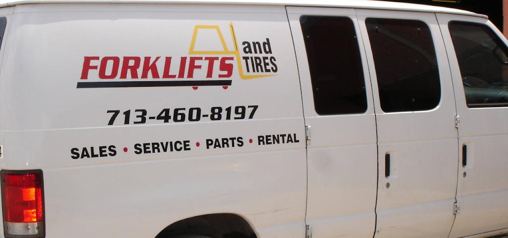 Forklifts & Tires - car repair  | Photo 4 of 9 | Address: 14503 Sommermeyer St, Houston, TX 77041, USA | Phone: (713) 460-8197