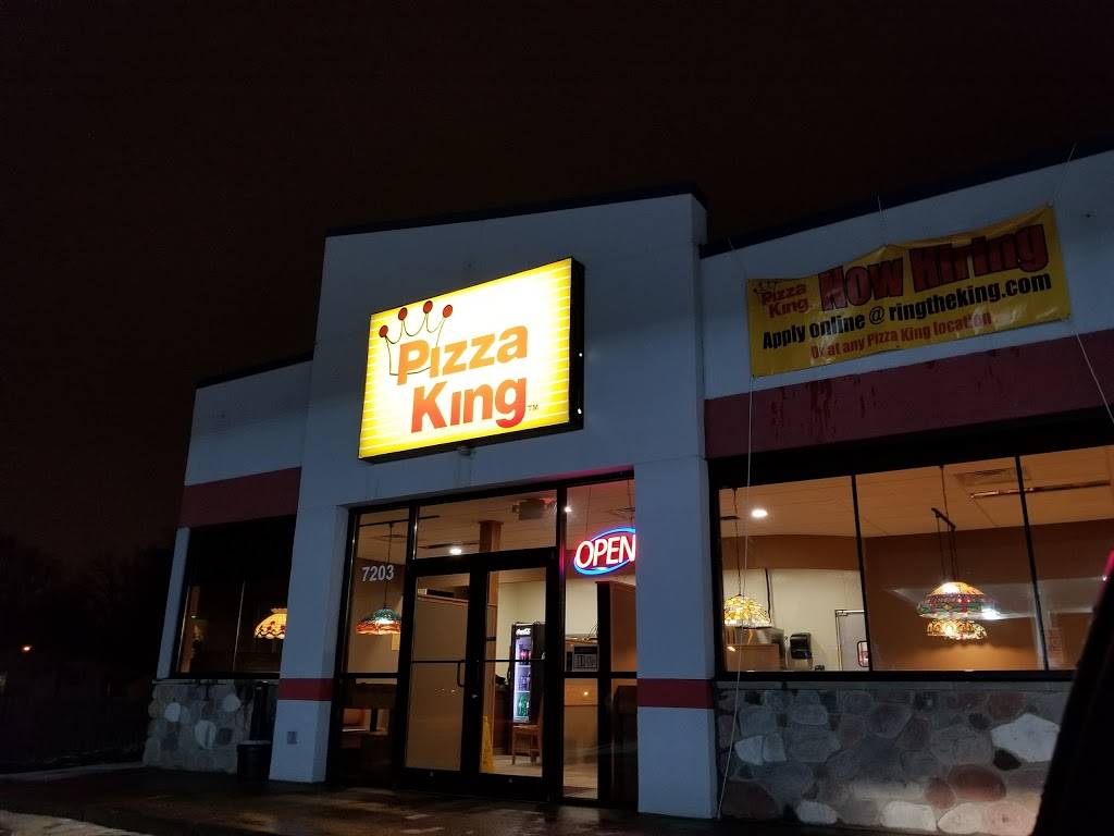 Pizza King - meal delivery    Photo 4 of 10   Address: 7203 Maplecrest Rd, Fort Wayne, IN 46835, USA   Phone: (260) 739-7624
