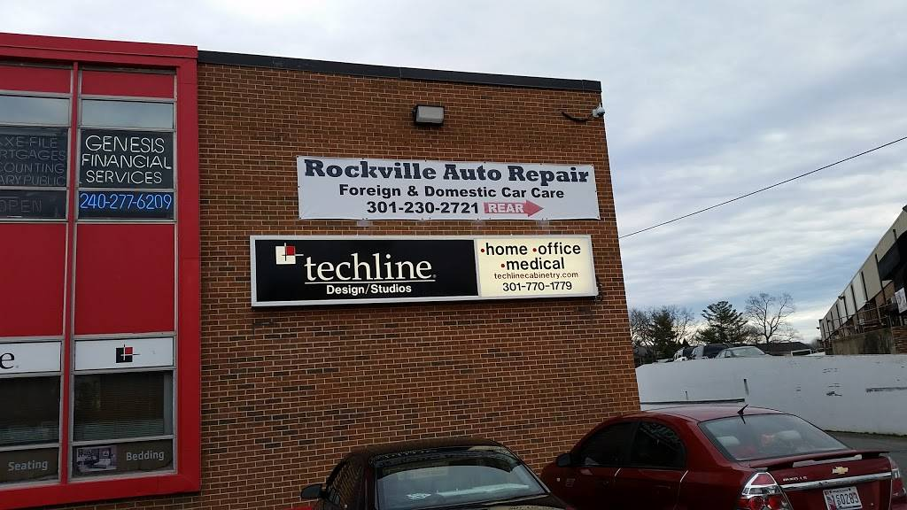 Rockville Auto Repair - car repair  | Photo 1 of 2 | Address: 12221 Parklawn Dr #130, Rockville, MD 20852, USA | Phone: (301) 230-2721