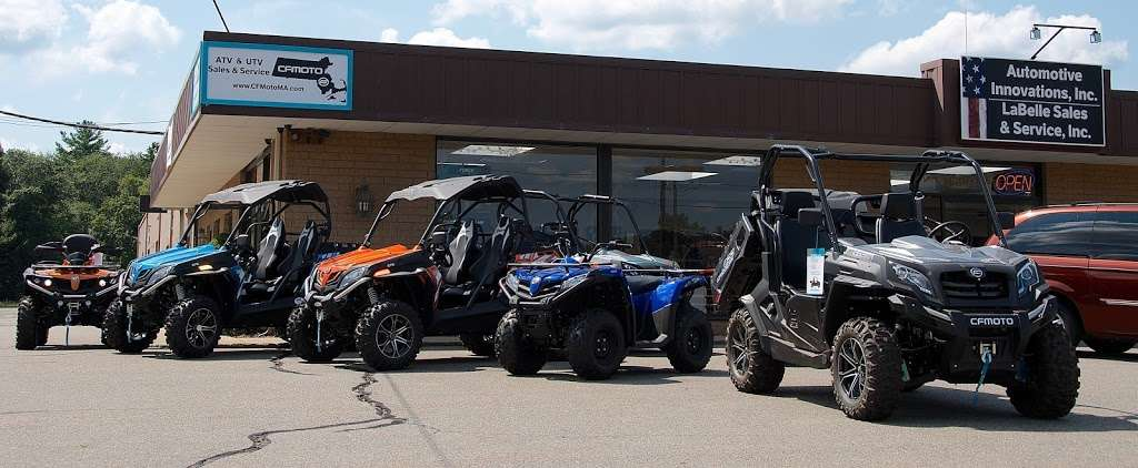 CFMOTO ATV UTV Dealer LaBelle Sales & Service - store  | Photo 4 of 10 | Address: 1000 Main St, Bridgewater, MA 02324, USA | Phone: (508) 697-6006