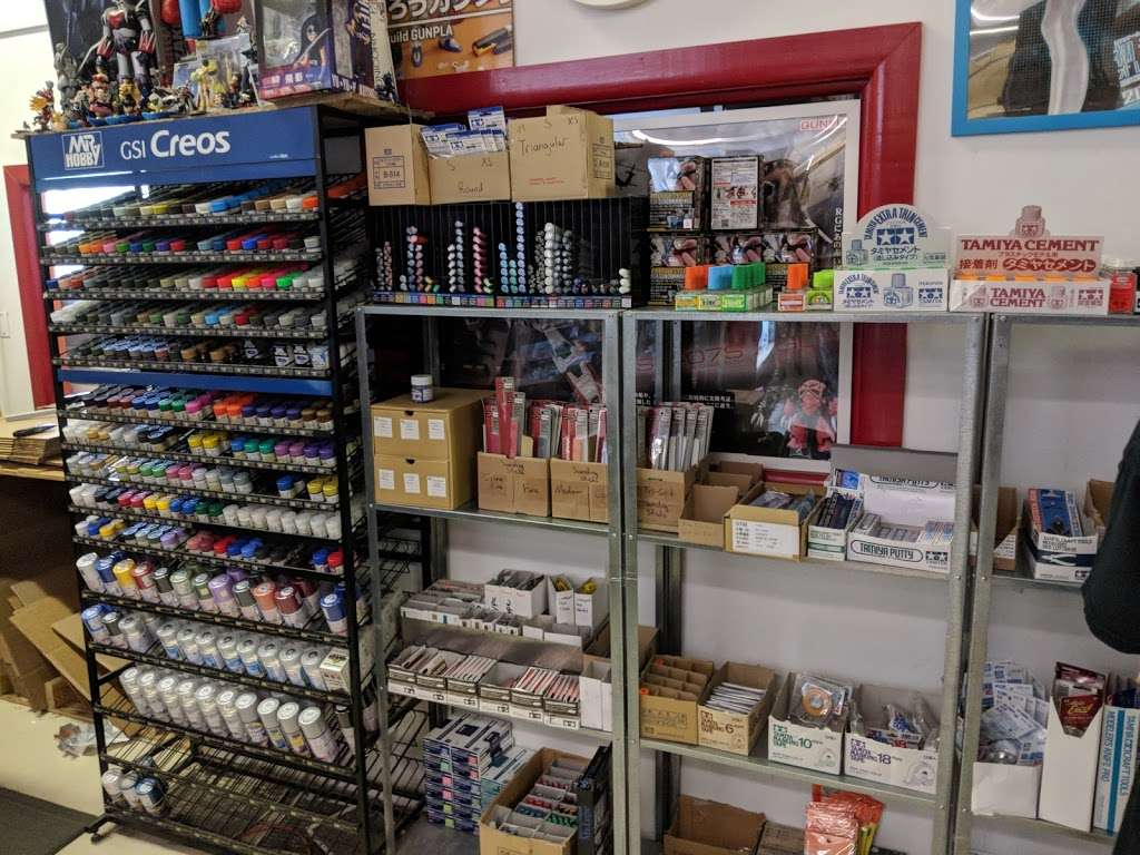 Gundam Planet.com - store  | Photo 2 of 10 | Address: 544 10th St #1FL, Palisades Park, NJ 07650, USA | Phone: (201) 944-5305