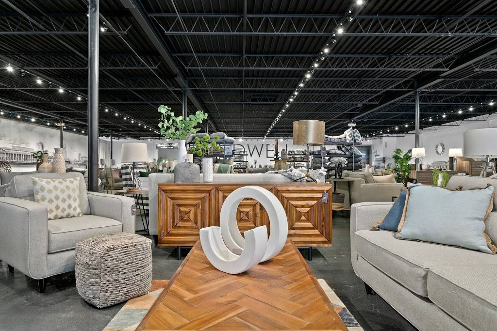 Dwell Home Market - furniture store  | Photo 4 of 10 | Address: 4912 S Lois Ave, Tampa, FL 33611, USA | Phone: (813) 602-0360