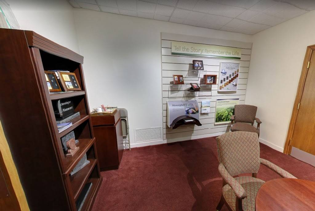 Schoedinger Funeral and Cremation Service - East - funeral home  | Photo 4 of 8 | Address: 5360 E Livingston Ave, Columbus, OH 43232, USA | Phone: (614) 861-6268