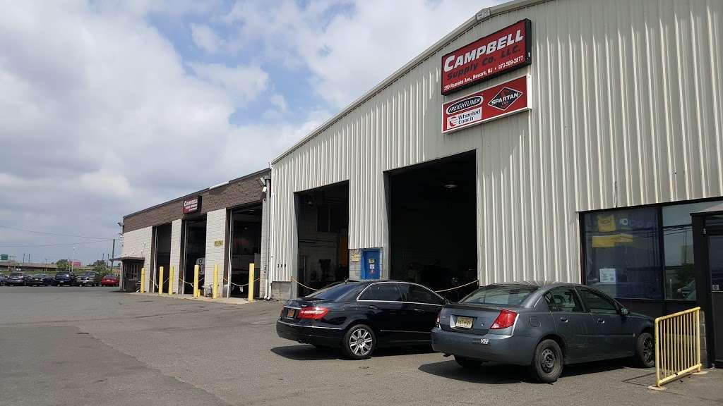 Campbell Supply Company of Port Newark - car repair  | Photo 2 of 10 | Address: 299 Roanoke Ave, Newark, NJ 07105, USA | Phone: (973) 589-2877