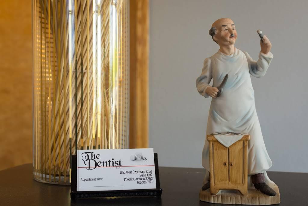 The Dentist LLC - dentist    Photo 10 of 10   Address: 1855 W Greenway Rd #107, Phoenix, AZ 85023, USA   Phone: (602) 331-7001