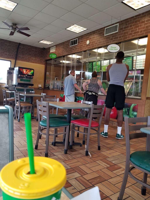 Subway - restaurant  | Photo 4 of 6 | Address: 3400 Grant St, Gary, IN 46408, USA | Phone: (219) 887-3000