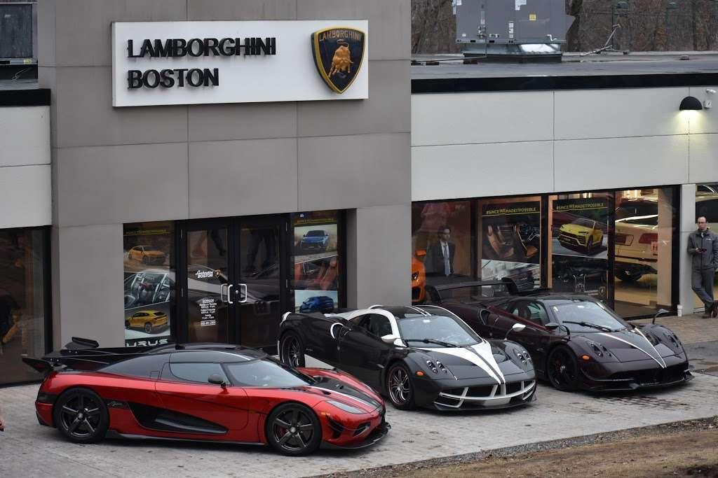 Lamborghini Boston - car dealer  | Photo 3 of 10 | Address: 531 Boston Post Rd Rte. 20, Wayland, MA 01778, USA | Phone: (508) 401-2800