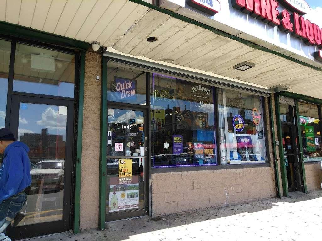 Arias Wine & Liquor - store  | Photo 5 of 10 | Address: 1648 Bruckner Blvd, The Bronx, NY 10473, USA | Phone: (718) 292-7863