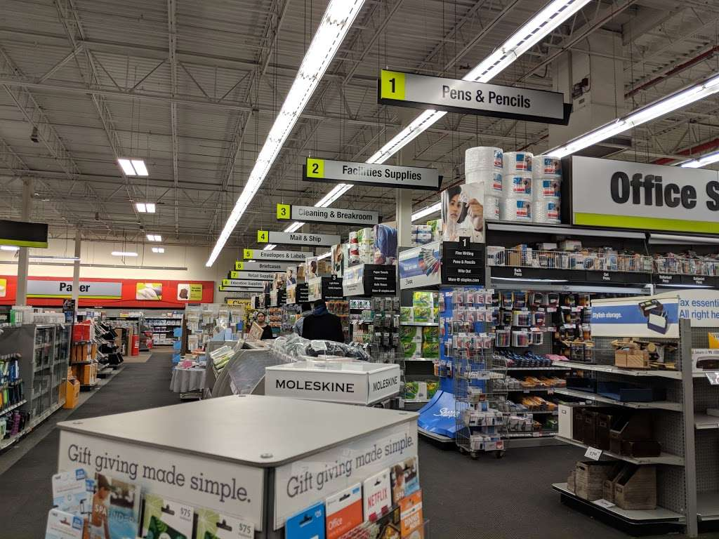 Staples - furniture store  | Photo 4 of 10 | Address: 409 Gateway Dr, Brooklyn, NY 11239, USA | Phone: (718) 348-9477