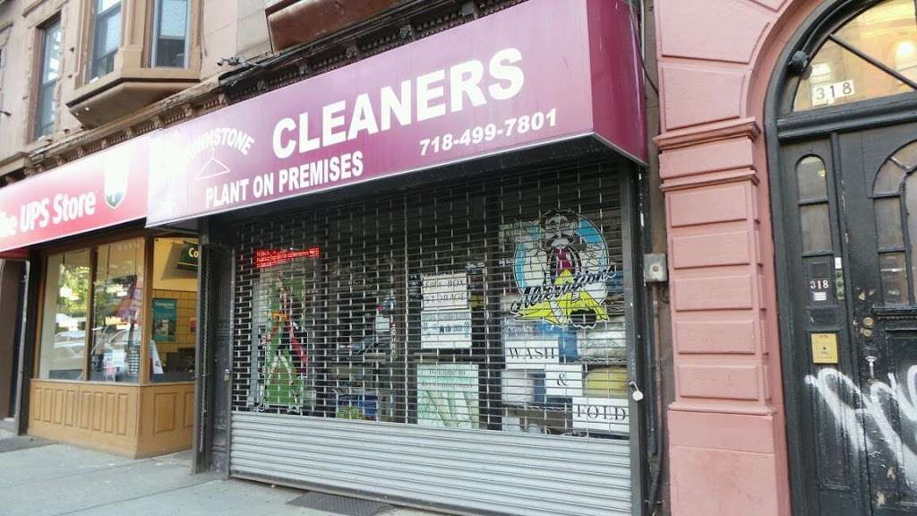 Brown Stone Cleaners - laundry  | Photo 1 of 3 | Address: 318 7th Ave, Brooklyn, NY 11215, USA | Phone: (718) 499-7801
