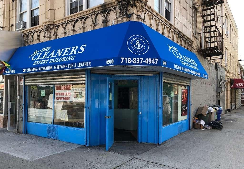 KingsBay Laundromat - laundry  | Photo 7 of 9 | Address: 6900 Bay Pkwy, Brooklyn, NY 11204, USA | Phone: (718) 837-4947