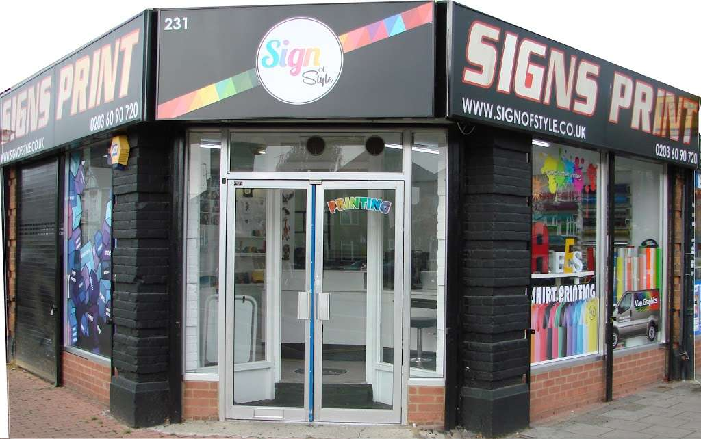 Sign of Style - clothing store  | Photo 2 of 10 | Address: 231 Harrow Rd, Wembley HA9 6DX, UK | Phone: 020 3609 0720