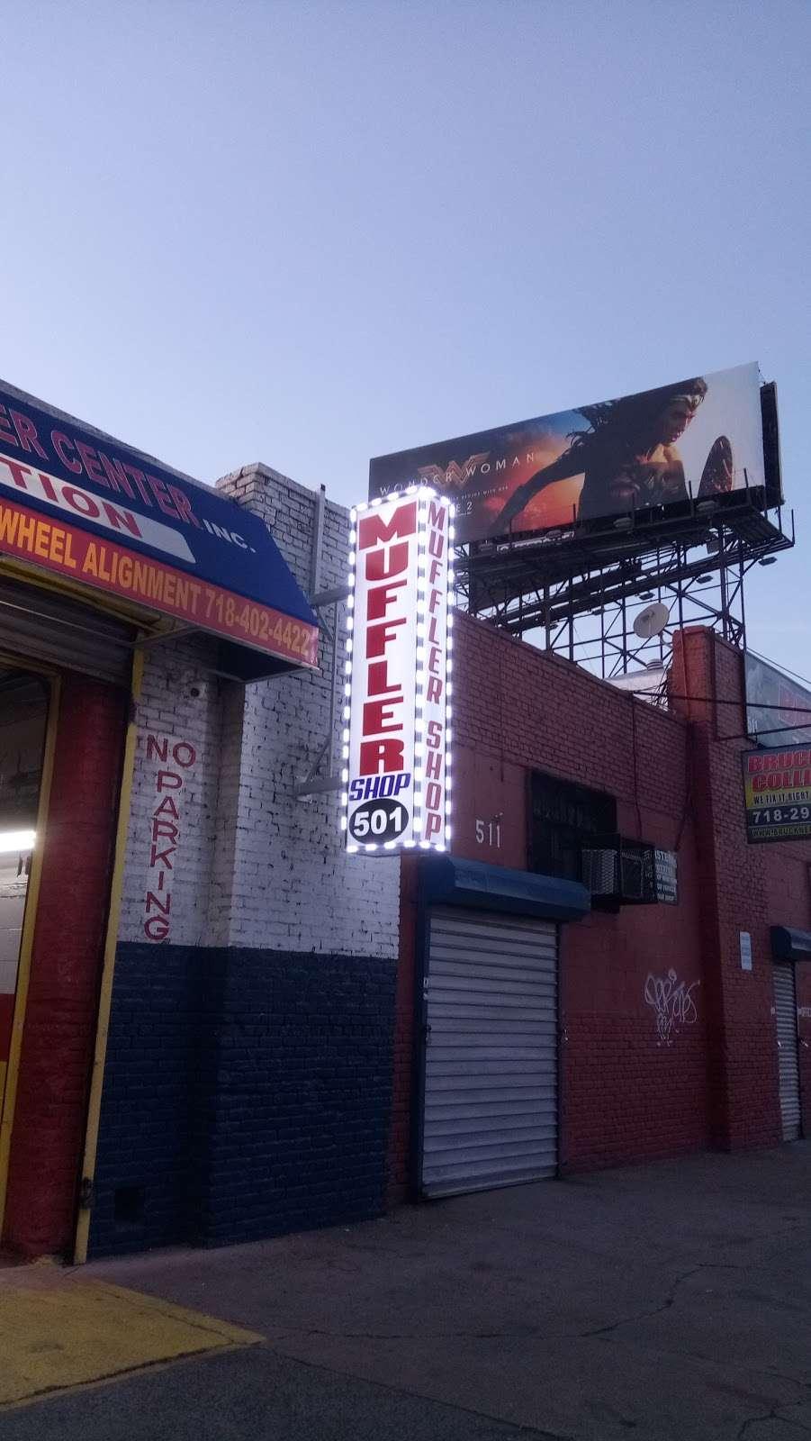 Bronx Discount Muffler Center - car repair  | Photo 5 of 10 | Address: 501 Bruckner Blvd, Bronx, NY 10455, USA | Phone: (718) 402-4422