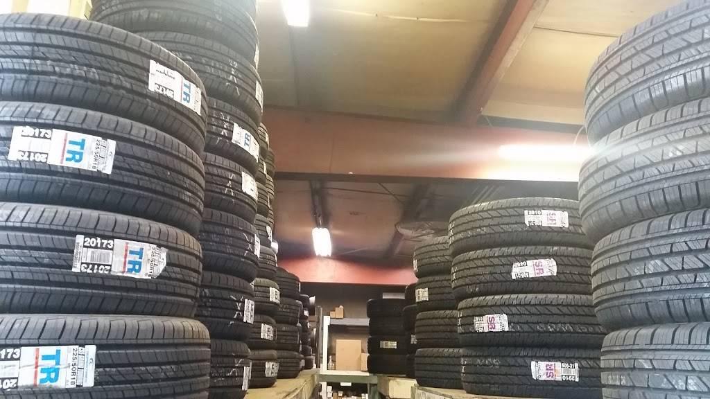 Five Star Tire Services - car repair  | Photo 4 of 7 | Address: 5319 Progress Blvd, Bethel Park, PA 15102, USA | Phone: (412) 831-0200