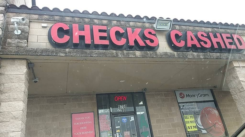Checks Cashed - store  | Photo 2 of 2 | Address: 9759 Forest Ln, Dallas, TX 75243, USA | Phone: (972) 234-8484