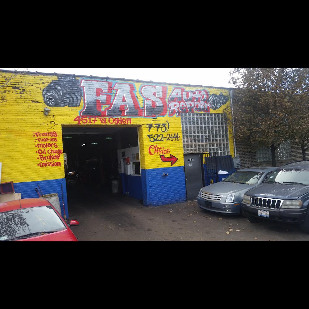 Fas Auto Repair - car repair  | Photo 6 of 7 | Address: 4517 Ogden Ave, Chicago, IL 60623, USA | Phone: (773) 522-2444
