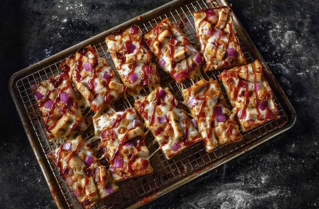 Jets Pizza - meal delivery  | Photo 1 of 10 | Address: 2001 Cross Timbers Rd #105, Flower Mound, TX 75028, USA | Phone: (972) 221-5387