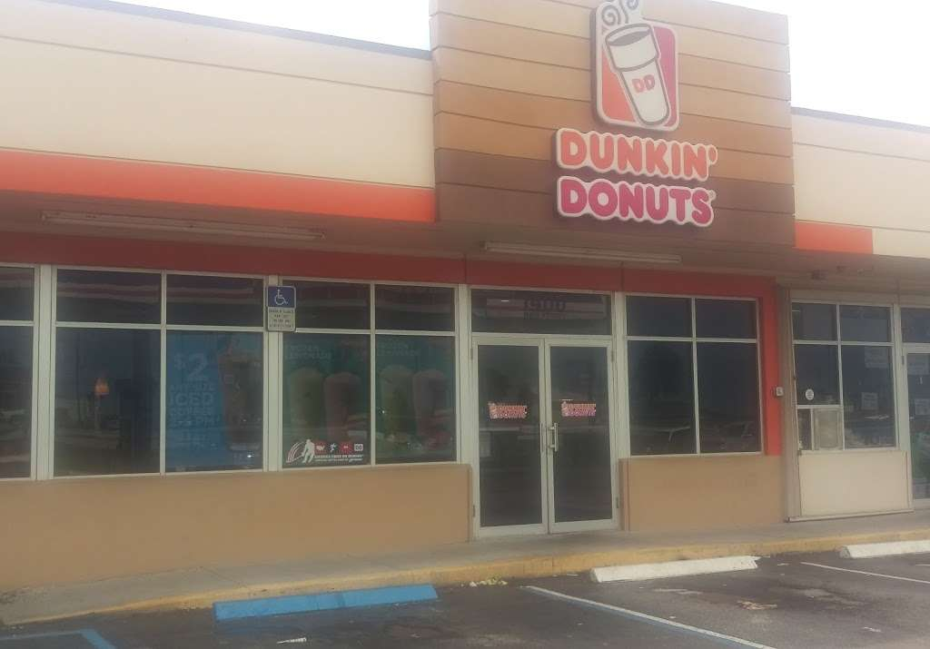 DUNKIN DONUTS - bakery  | Photo 6 of 7 | Address: 1400 S Main St, Belle Glade, FL 33430, USA | Phone: (772) 332-0499