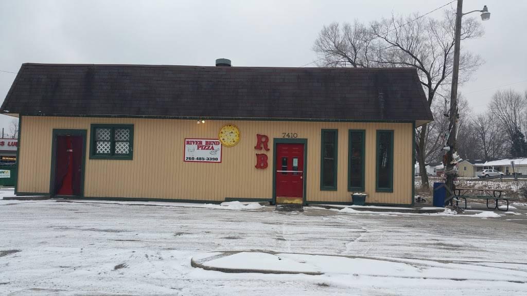 River Bend Pizza - restaurant    Photo 10 of 10   Address: 7410 St Joe Rd, Fort Wayne, IN 46835, USA   Phone: (260) 485-3390