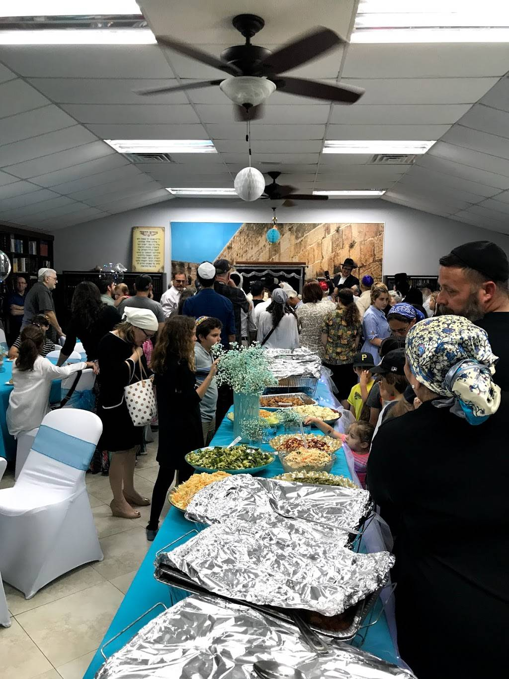 Young Israel of Tampa - synagogue    Photo 9 of 10   Address: 13207 N 52nd St, Tampa, FL 33617, USA   Phone: (813) 832-3018