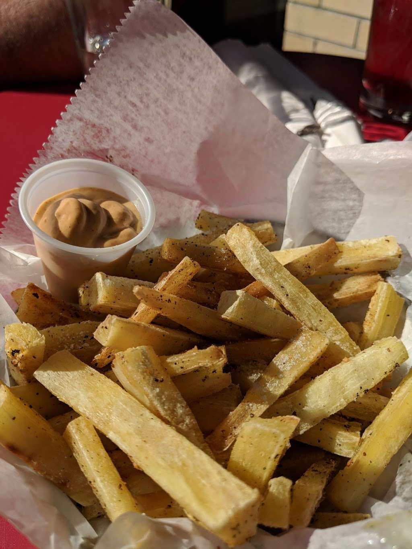 Greedi Vegan - restaurant  | Photo 9 of 10 | Address: Fl STORE, 1031 Bergen St, Brooklyn, NY 11216, USA | Phone: (347) 627-7900