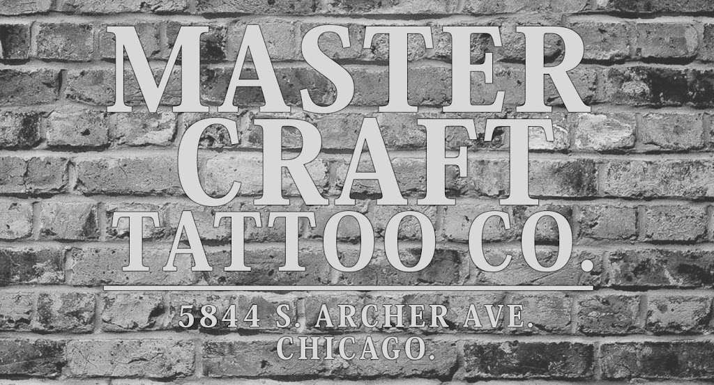 Master Craft Tattoo Co. - store  | Photo 2 of 10 | Address: 1637, 5844 S Archer Ave, Chicago, IL 60638, USA | Phone: (312) 806-4342