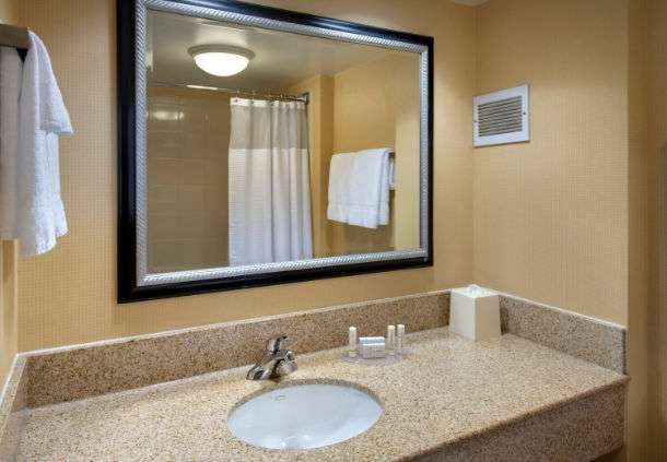 Courtyard by Marriott Secaucus Meadowlands - lodging    Photo 3 of 10   Address: 455 Harmon Meadow Blvd, Secaucus, NJ 07094, USA   Phone: (201) 617-8888