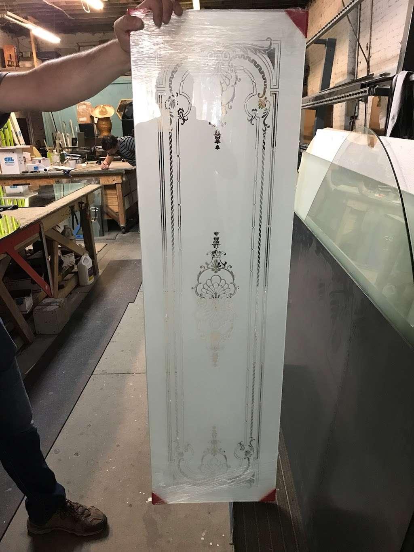 Etched Glass New York - store  | Photo 4 of 10 | Address: 1470 Amsterdam Avenue new york , NY 10027, New York, NY 10027, USA | Phone: (646) 586-5652