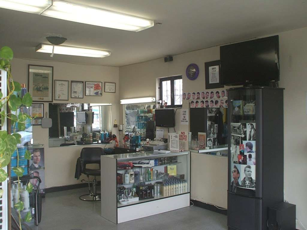 California Barber - hair care  | Photo 7 of 9 | Address: 180 S Rosemead Blvd, Pasadena, CA 91107, USA | Phone: (626) 235-5209