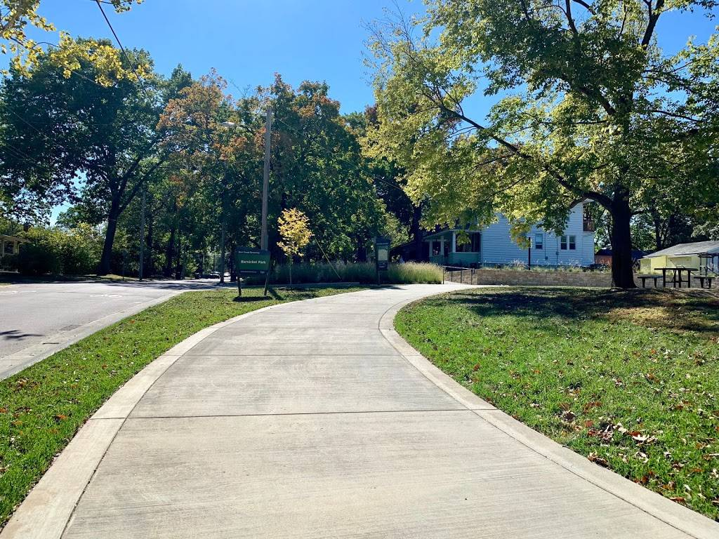 Barnickel Park - park  | Photo 4 of 4 | Address: 4 E Lockwood Ave, Webster Groves, MO 63119, USA | Phone: (314) 963-5600