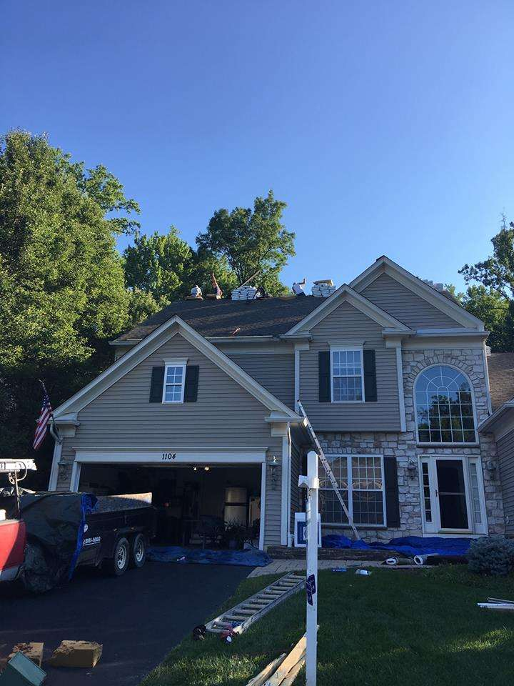 ItFitz Home Improvement LLC - roofing contractor  | Photo 2 of 5 | Address: 20 Canvas Pl, Bel Air, MD 21015, USA | Phone: (443) 987-0720