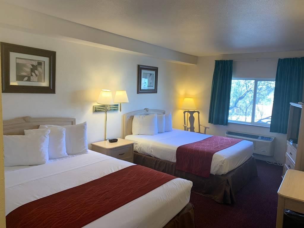 Americas Best Value Inn Albuquerque - lodging  | Photo 2 of 10 | Address: 450 Paisano St NE, Albuquerque, NM 87123, USA | Phone: (505) 271-4807