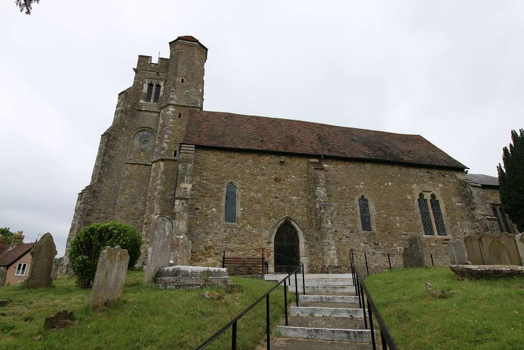 All Saints Church - church  | Photo 10 of 10 | Address: Bull Rd, Birling, West Malling ME19 5JE, UK