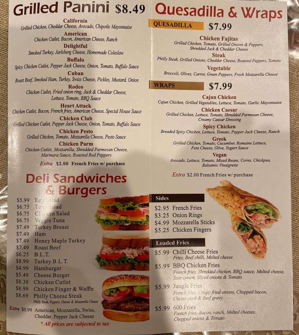 600 Cafe & Grill - cafe  | Photo 3 of 5 | Address: 600 Northern Blvd, Great Neck, NY 11021, USA | Phone: (516) 482-0264