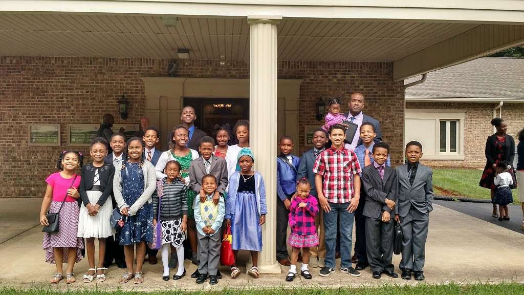Kingdom Hall of Jehovahs Witnesses - church    Photo 9 of 9   Address: 6200 Wilgrove Mint Hill Rd, Mint Hill, NC 28227, USA   Phone: (704) 573-2909