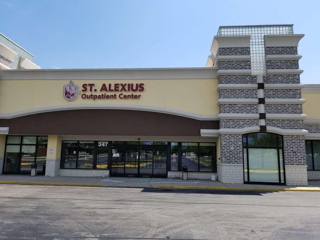 St. Alexius Outpatient Center - health    Photo 1 of 1   Address: 347 W Golf Rd, Schaumburg, IL 60195, USA   Phone: (847) 252-8820