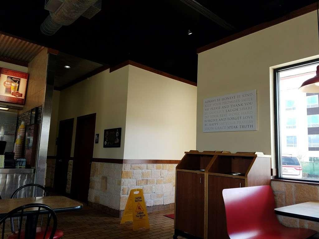 Chicken Express - restaurant    Photo 3 of 10   Address: 7300 Garth Rd, Baytown, TX 77521, USA   Phone: (281) 421-8400