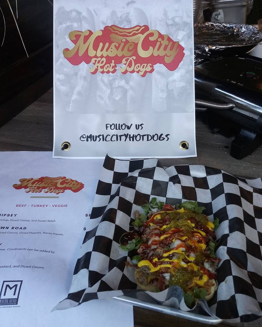 Music City Hot Dogs - restaurant  | Photo 1 of 1 | Address: 1002 Buchanan St, Nashville, TN 37208, USA | Phone: (615) 663-0769