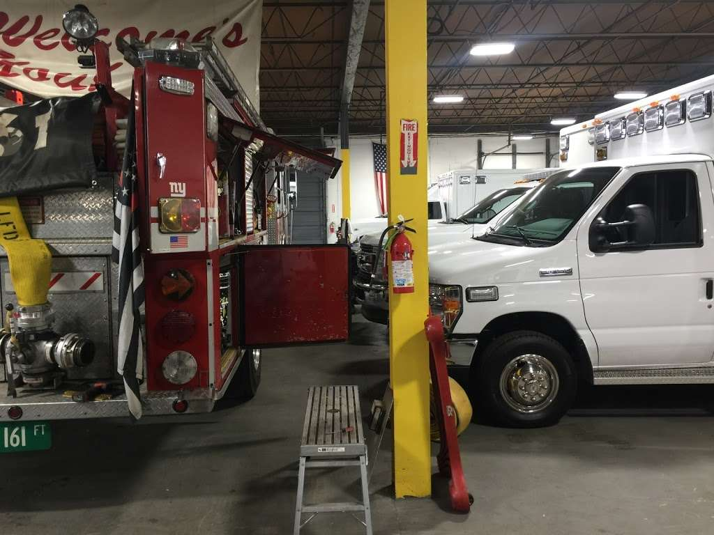 Specialty Fleet Services - health  | Photo 3 of 6 | Address: 60 Engineers Ln, Farmingdale, NY 11735, USA | Phone: (516) 349-7700