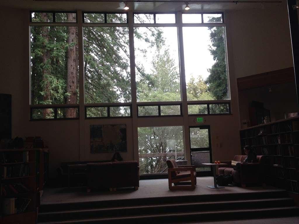 Adlai E. Stevenson Library - library    Photo 5 of 5   Address: Santa Cruz, CA 95064, USA   Phone: (831) 459-1026