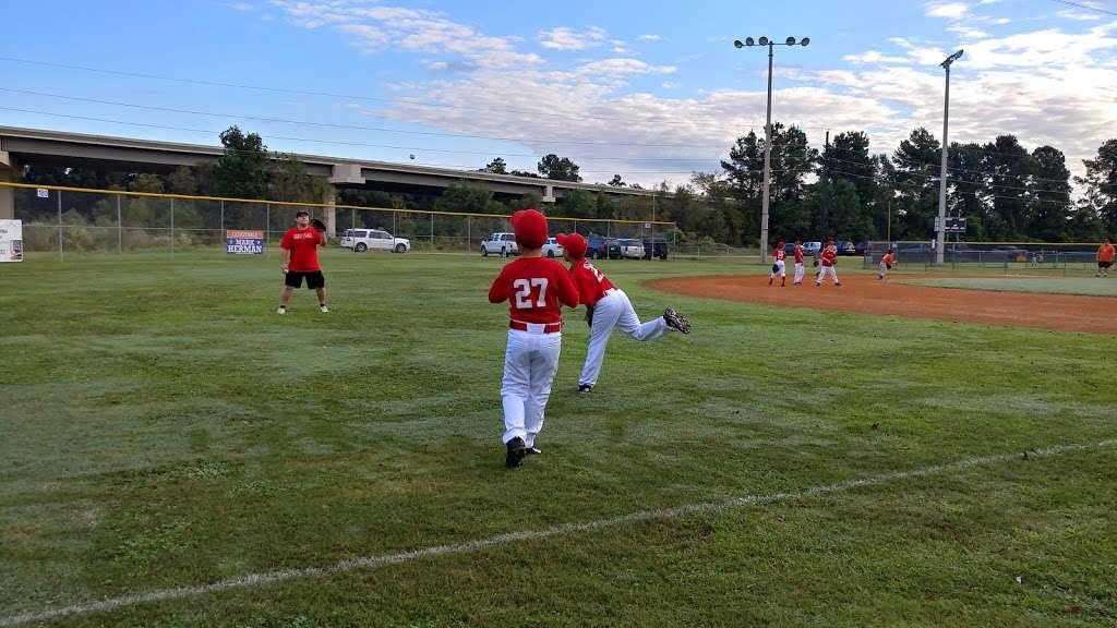 Rothwood Park Baseball - park    Photo 3 of 10   Address: 22430 Rothwood Rd, Spring, TX 77389, USA