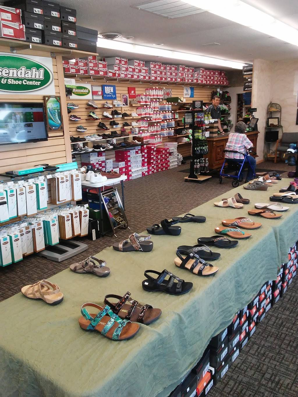 Rosendahl Foot & Shoe Center - shoe store  | Photo 5 of 9 | Address: 125 S Curtis Rd, Boise, ID 83705, USA | Phone: (208) 343-4242