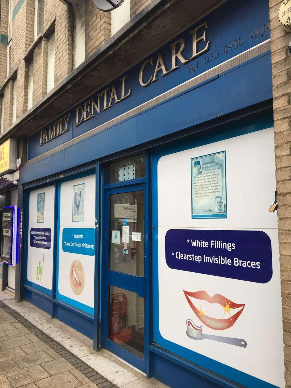 Family Dental Care - dentist    Photo 1 of 5   Address: 211 Roman Rd, London E2 0QY, UK   Phone: 020 8980 9838