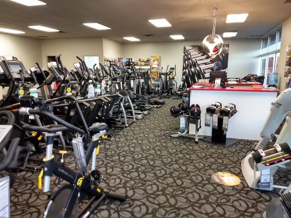Johnson Fitness Wellness Store Formerly 2nd Wind Exercise Equipment 1440 Mendota Rd E Inver Grove Heights Mn 55077 Usa