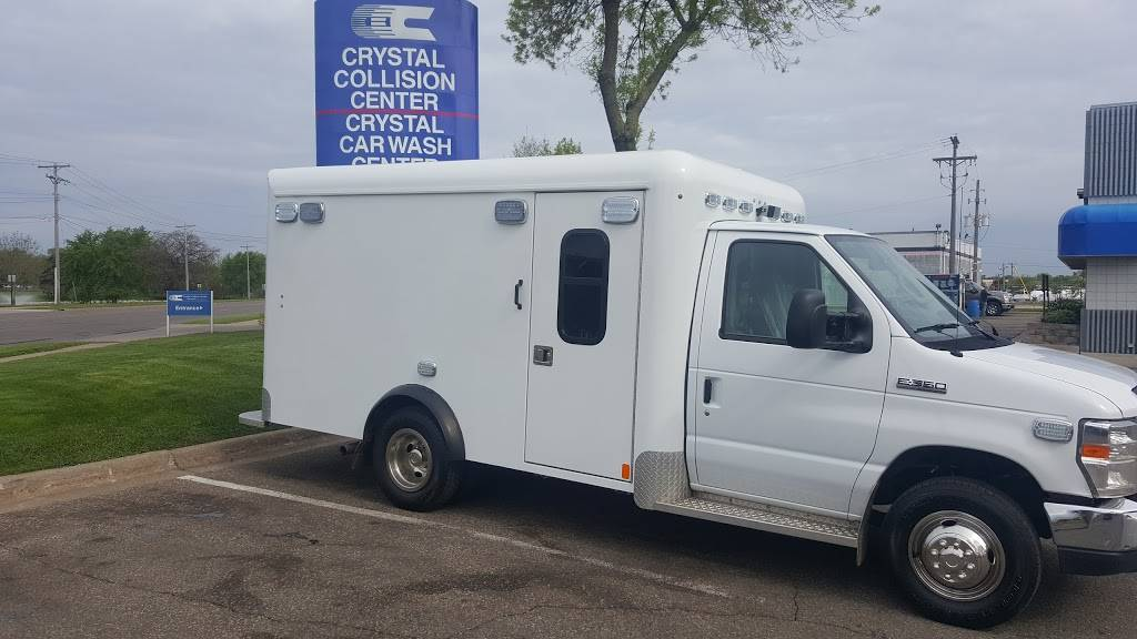 Crystal Collision Center and Carwash - car wash  | Photo 5 of 9 | Address: 5108 W Broadway Ave, Crystal, MN 55429, USA | Phone: (763) 533-0412