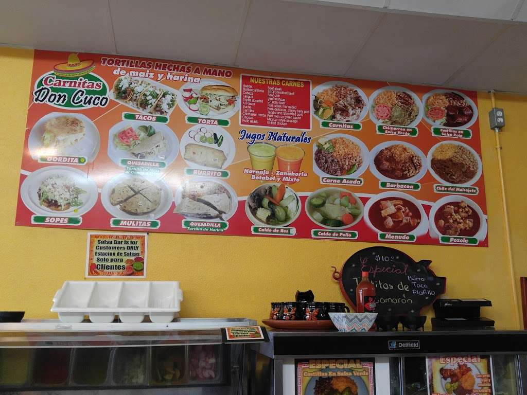 Carnitas Don Cuco - restaurant  | Photo 8 of 10 | Address: 10981 Glenoaks Blvd, Pacoima, CA 91331, USA | Phone: (747) 225-0825