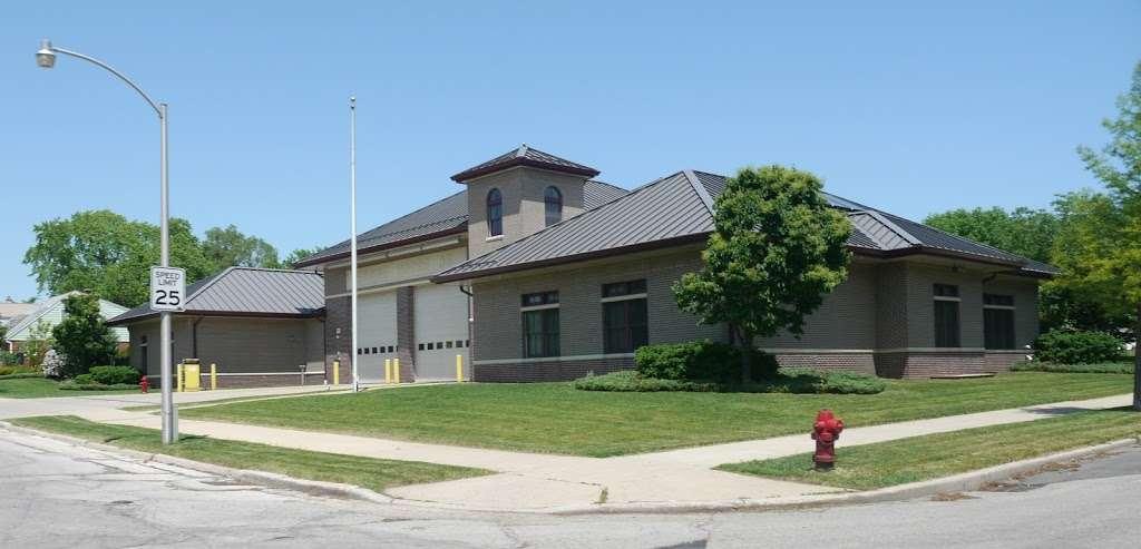 Milwaukee Fire Station 35 - fire station  | Photo 3 of 4 | Address: 100 N 64th St, Milwaukee, WI 53213, USA | Phone: (262) 516-2223