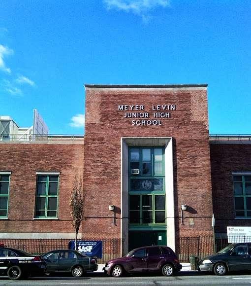 Meyer Levin Junior High School - school  | Photo 1 of 1 | Address: 5909 Beverley Rd, Brooklyn, NY 11203, USA | Phone: (718) 451-2200