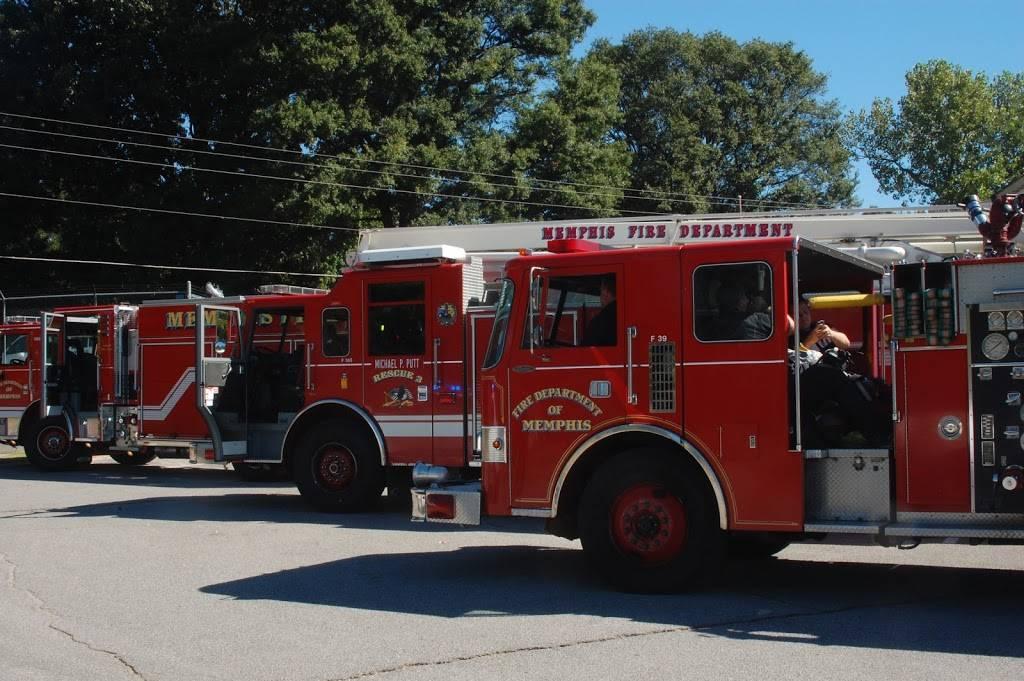 Memphis Fire Station #45 - fire station  | Photo 3 of 5 | Address: 5185 S 3rd St, Memphis, TN 38109, USA | Phone: (901) 785-5150